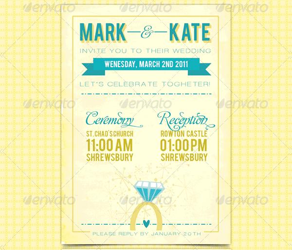 Customizable Wedding Cards