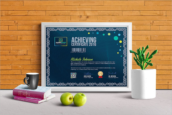 Degree Certificate Design Templates