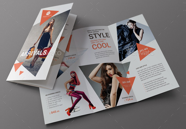 22 Fashion Brochure Template Free Psd Eps Ai Indesign Downloads