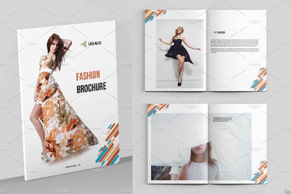 Fashion Portpolio Brochure Template