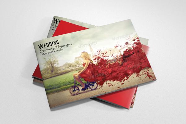 Promotion Bifold Fashion Brochure Design