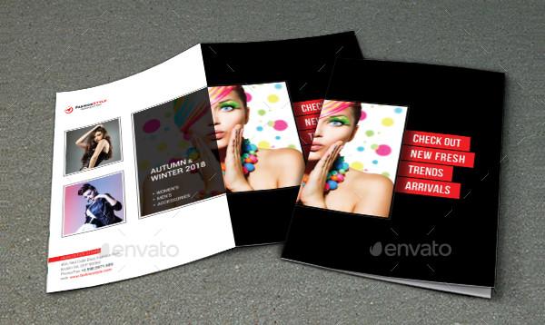 Fashion Trends Brochure Designs
