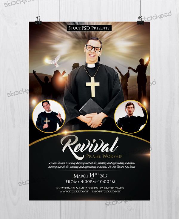 20 Revival Flyer Template Free Premium Psd Ai Vector Downloads