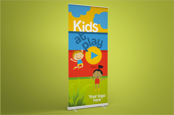 Kids Church Banners Template