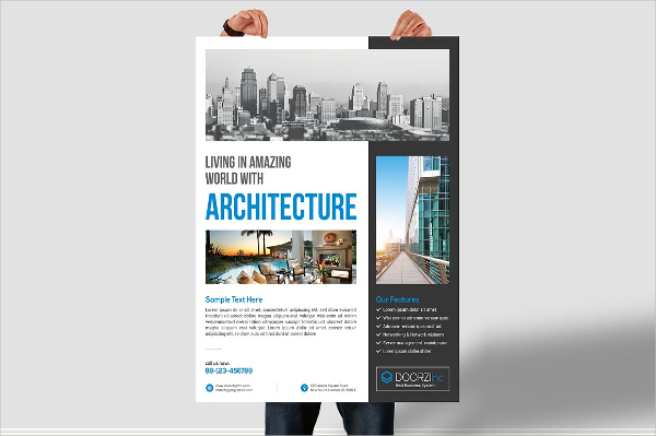 Modern Architecture Flyer Template