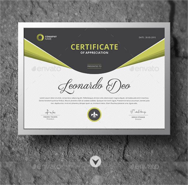 Multipurpose Certificates Design Templates