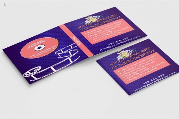 Music CD Cover Template
