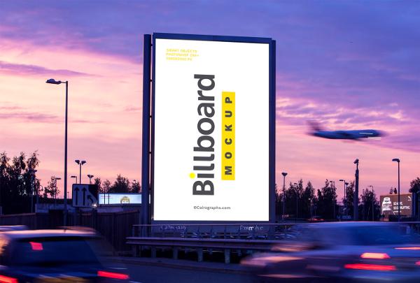 Perfect Billboards Mockups