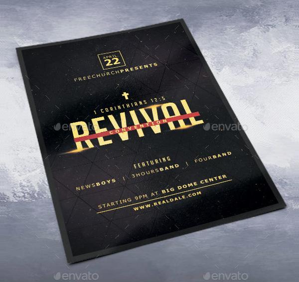 20 revival flyer templates free premium download revival church flyer template saigontimesfo
