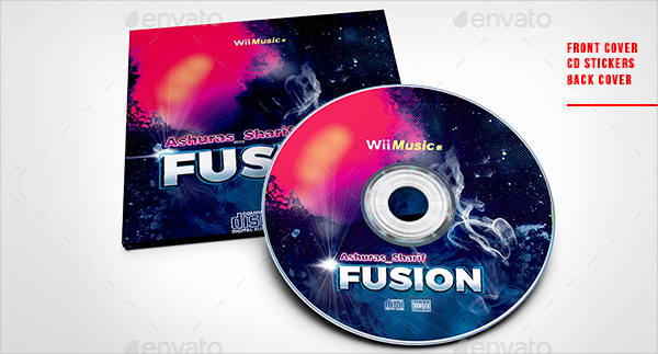26 cd cover templates free premium psd eps ai png downloads