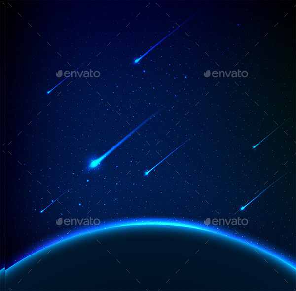 Space Design Background