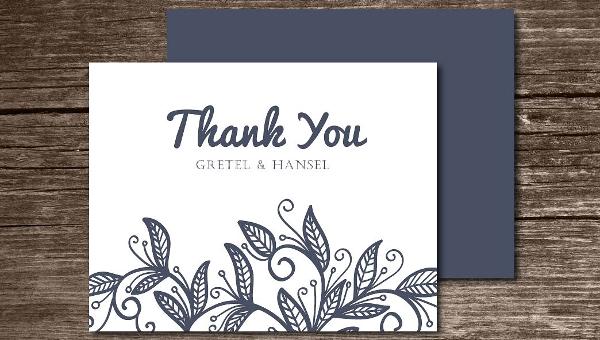 23+ Thank You Card Templates - Free Premium PSD EPS Ai ...