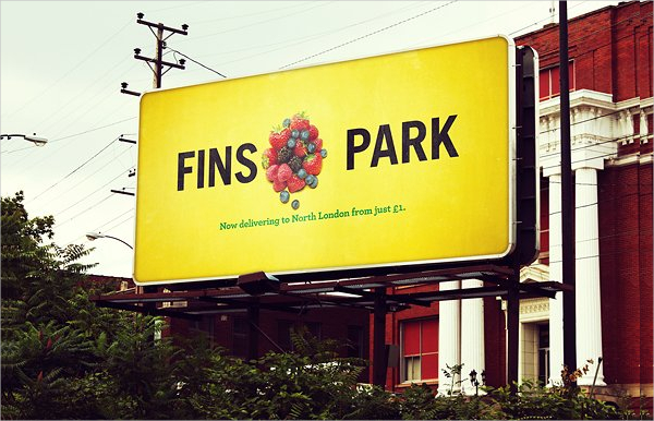 Variative Billboard Sign Mockups