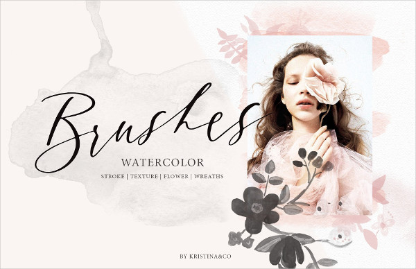 Watercolor Best Stroke Brushes
