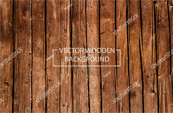 Wooden Desktop Background