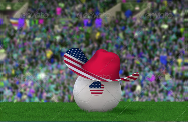 Football Fan Hat Mock-up Templates
