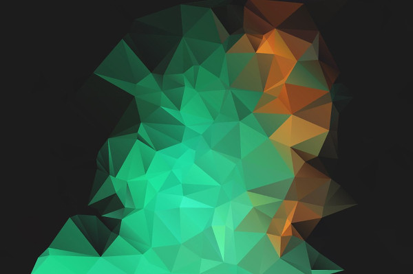 Abstract Polygon Backgrounds