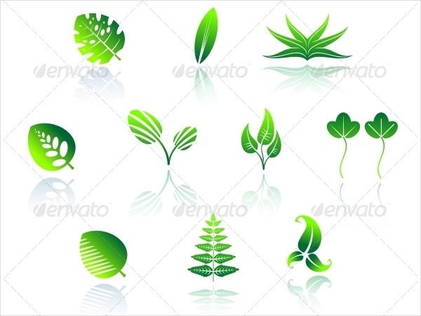 Weed Leaf Icons