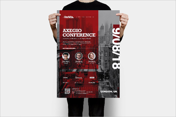 Axegio Conference Media Template