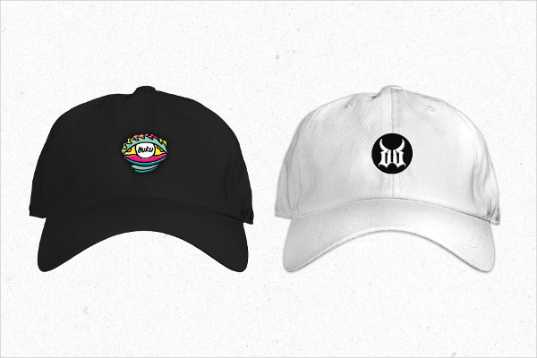 Dad Hat Mockup Templates