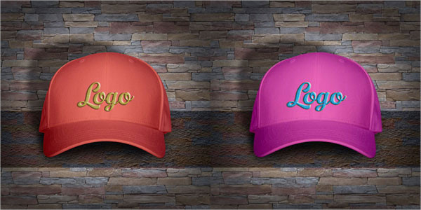Free Download Hat Mock-up Templates