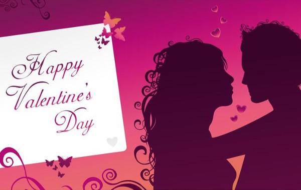 Free Happy Valentine's Day Greeting Card