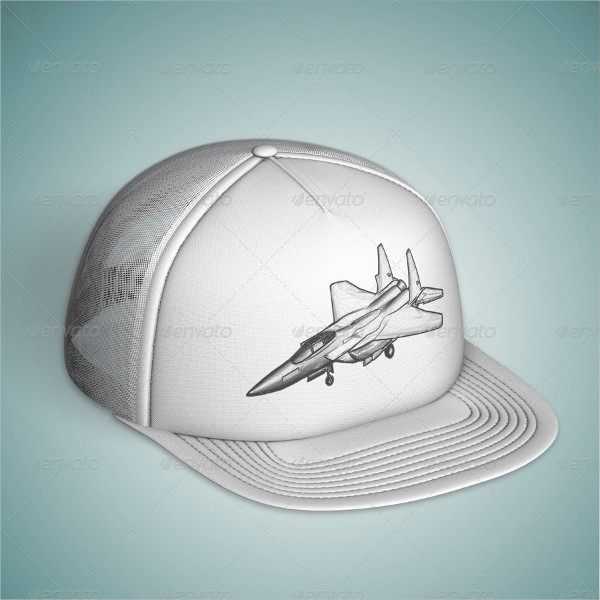 Fully Editable Hat Mockup Templates