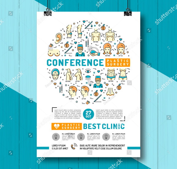 Medical Conference Poster