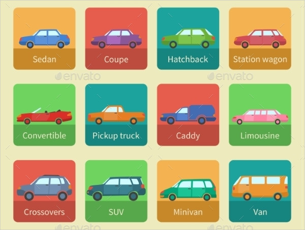 Perfect Car Icons