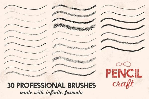 Pencilcraft Brush