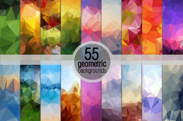 Polygon Background Pack