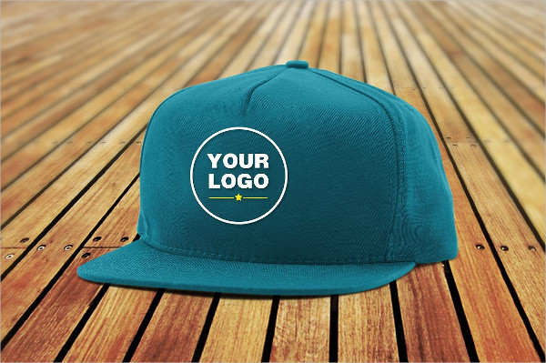 Simple Hat Mock-up Templates