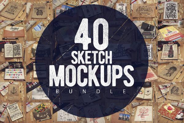 Sketch Mockup Bundle