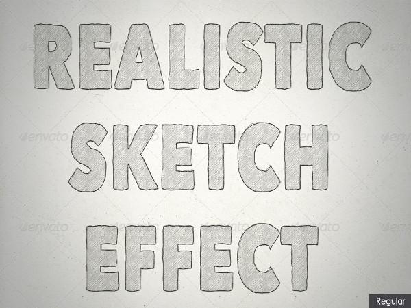 Sketch Styles Mockup