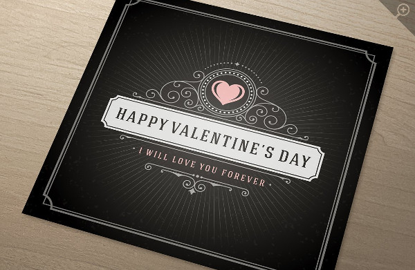 Vintage Valentines Day Greeting Cards