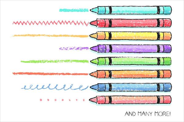 Crayon Brushes