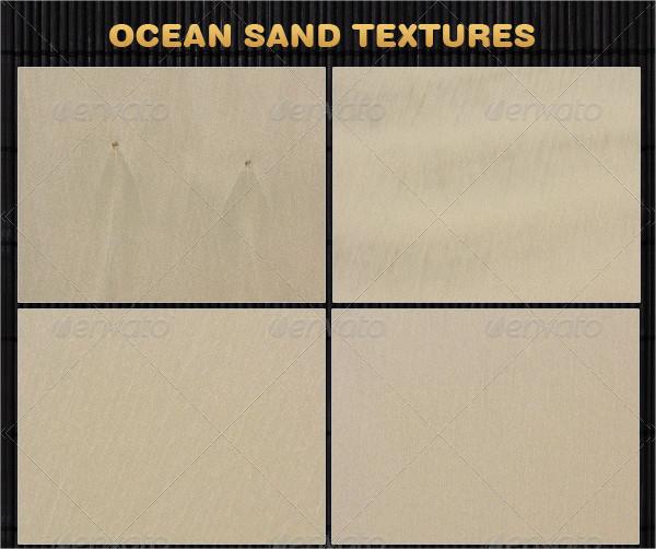 Ocean Sand Textures