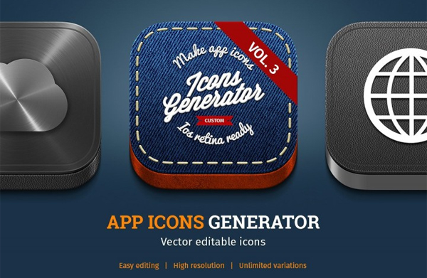Android APP Icons Generator