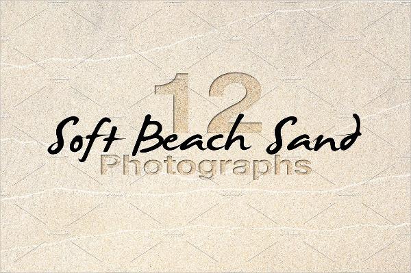 Beach Sand Texture Pack