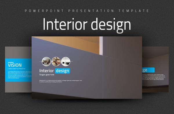 Best Interior Design PowerPoint Template