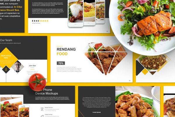 Cookbook PowerPoint Presentation Template