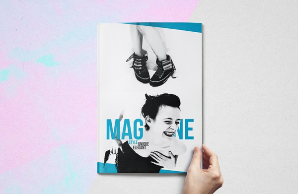 Creative Magazine Templates