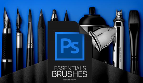 Essentials Photoshop Brushes