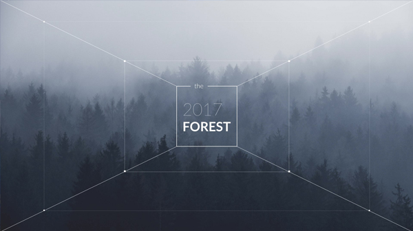 Forest PowerPoint Presentation Template