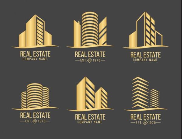 Free Building Logo Designs