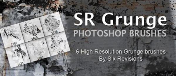 Free Download Grunge Photoshop Brushes
