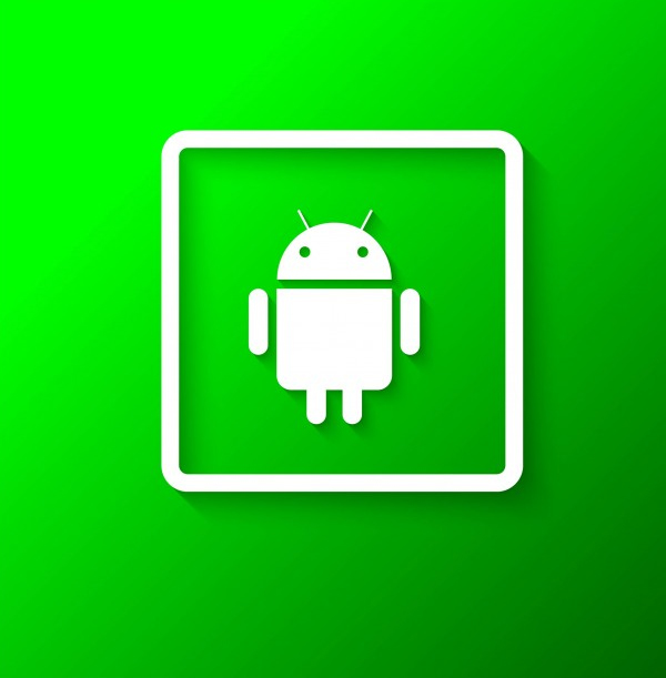 Free Modern Android Icon Templates