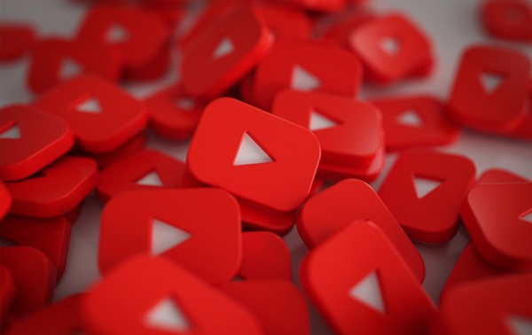 Free Download Youtube 3D Play Button
