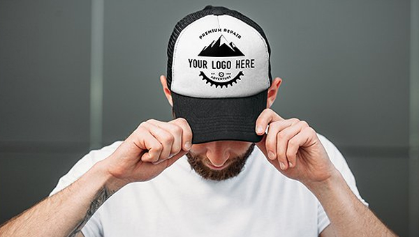 21  hat mockup templates