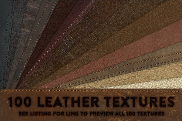 Leather Library Textures